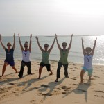 Beach Yoga Wear for Every Body